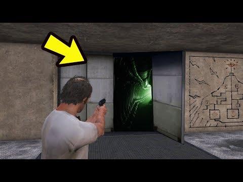 O que tem na Passagem secreta no MOUNT CHILIAD? GTA 5