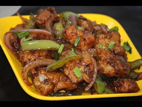 How To Make Spicy Chili Chicken at Home | Desi Zaiqa