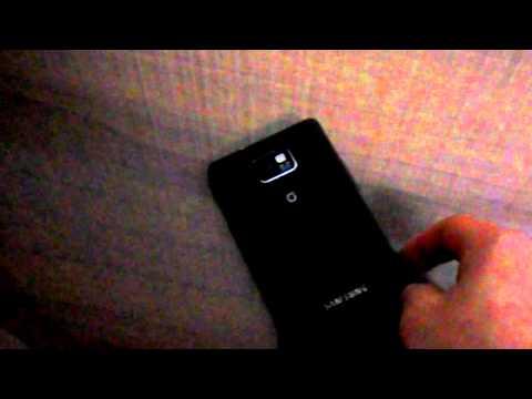 GALAXYS2 Mute ringtone!!(Using Motion UI)