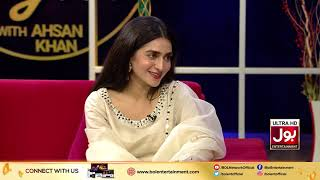 BOL Nights with Ahsan Khan | Hajra Yamin | Sajid Hassan | 26th September 2019 | BOL Entertainment