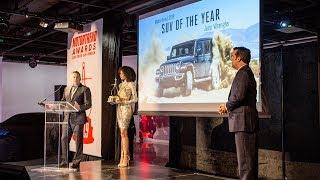 2019 Motor Trend Awards Show from Petersen Automotive Museum!