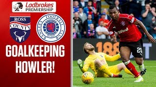 Morelos punishes big blooper from goalkeeper