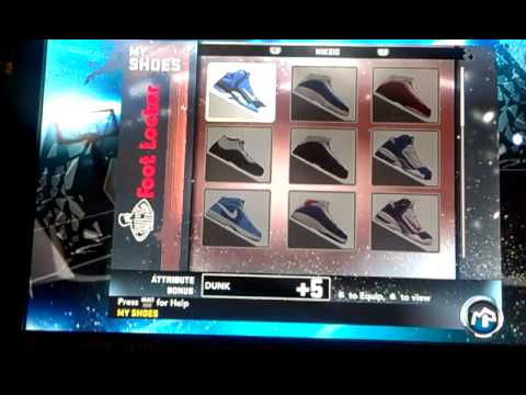 Changing Signature Shoes On 2nd Shoe Deal On NBA 2K13