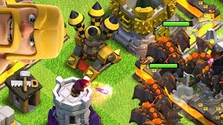 TOO MANY HOUNDS!  Lava Hound Event w/ Clash Bashing!! Clash of Clans