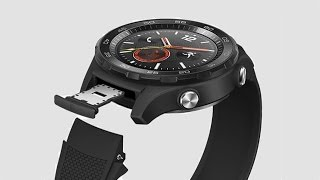 Huawei Watch 2 hands-on - Awesome-looking Smartwatch