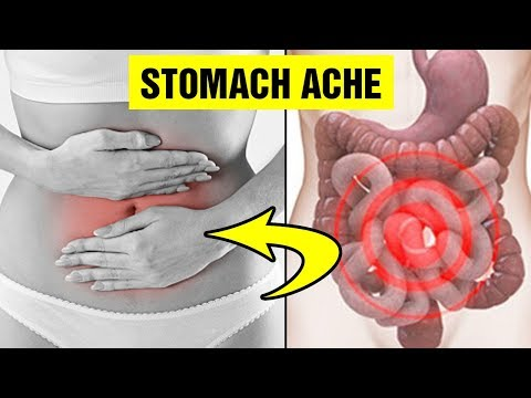 8 Natural Stomach Ache Remedies You Never Knew|Home Remedies For Stomach Pain