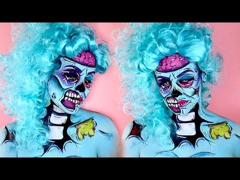 Pop Art / Cartoon Zombie