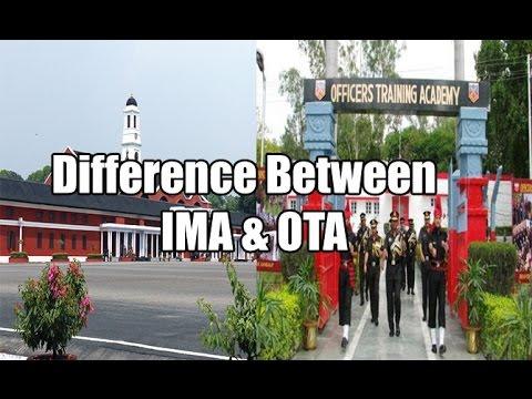DIFFERENCE BETWEEN IMA AND OTA    CDS , OTA ,NDA