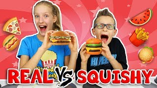 Download SQUISHY vs REAL 2!!!! Video
