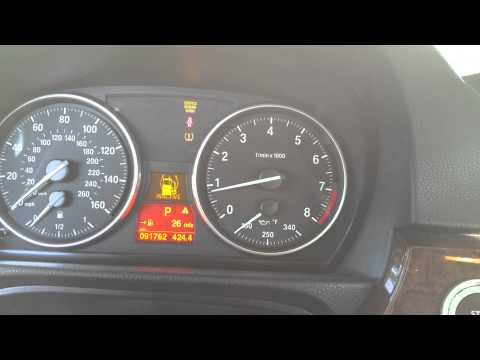 bmw e90 335i idles up and down bad injectors 1 and 2 cold start