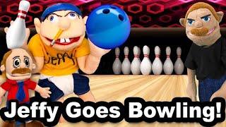 SML Movie: Jeffy Goes Bowling!