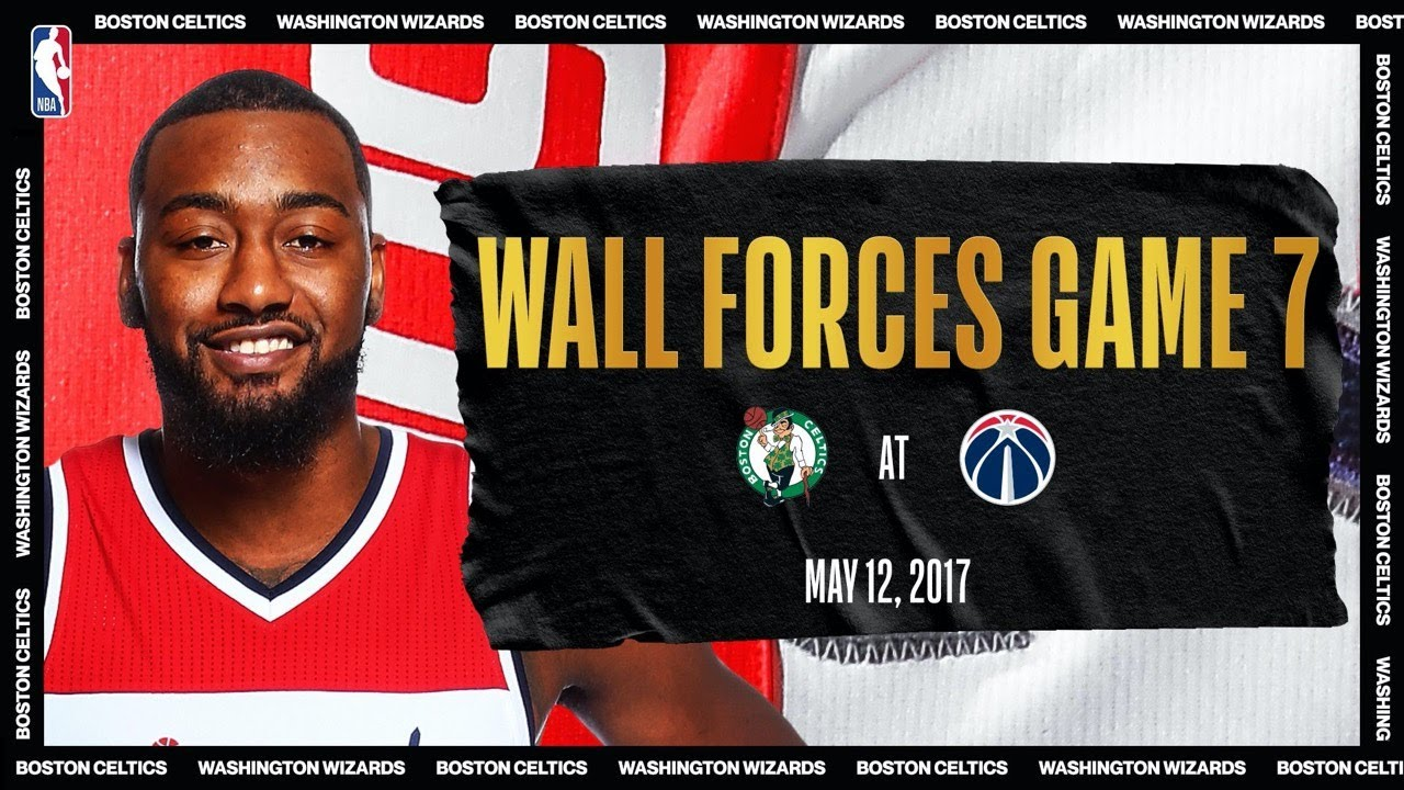 Wall Forces Game 7   #NBATogetherLive Classic Game