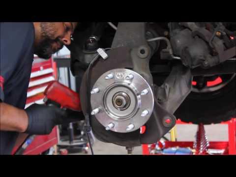 Wheel Bearing Install - 2001-2010 Duramax