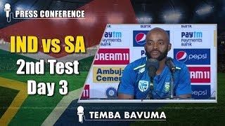 It hurts to see lower-order doing batsmen's job - Temba Bavuma