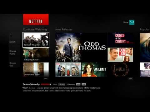 How To Get American Netflix In Canada On The Xbox One/360