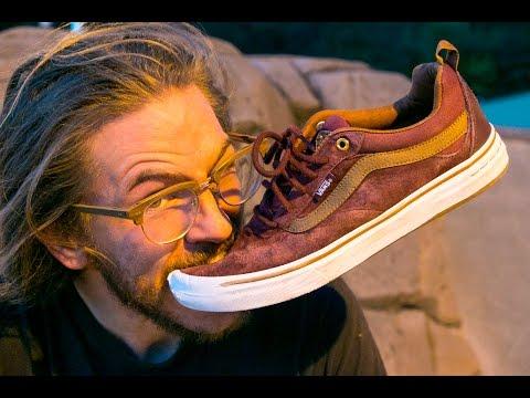 100 Kickflips In The Vans Kyle Walker Pro Shoes