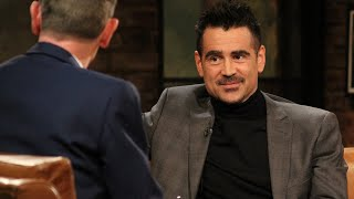Download Colin Farrell on fatherhood | The Late Late Show | RTÉ One Video