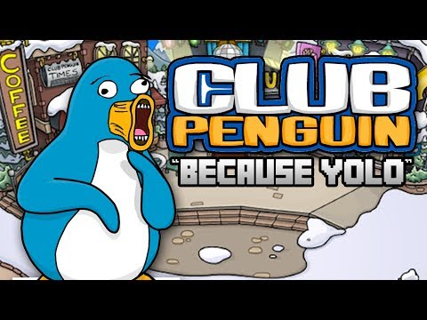 The Best Game Ever!? -Club Penguin?