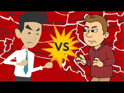 Goanimate for schools:Business Friendly VS Comedy World