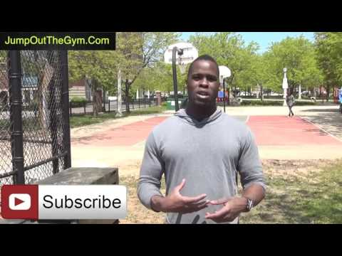 One Exercise to Increase Your Vertical Jump & Explosiveness