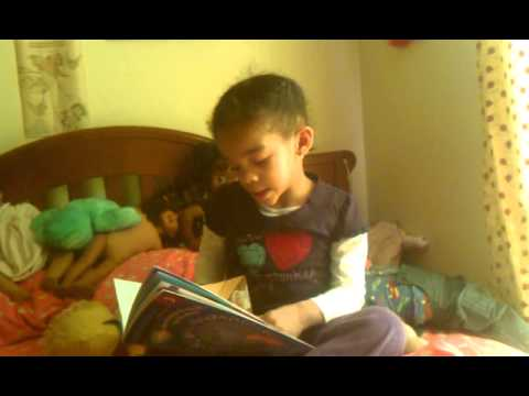 Amina Reads Dr. Seuss' How to Help the Earth by the LORAX