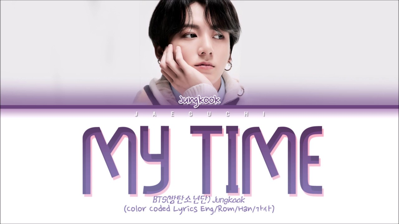 BTS - My Time