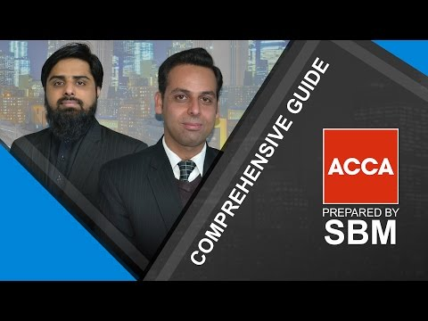 Comprehensive Guide to ACCA by SBM