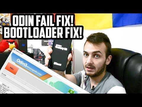 Galaxy S8/S8+ Odin FAIL, BOOTLOOP, BOOTLOADER FIX!