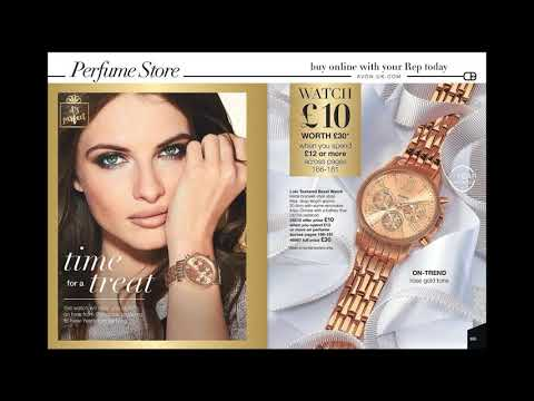 Avon UK - Brochure C17 - 2017