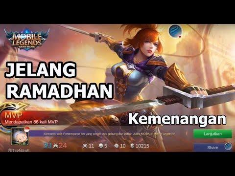 JELANG RAMADHAN | Mobile Legends: Bang Bang