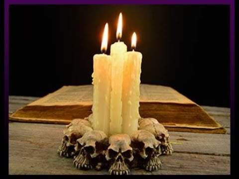 Casting a spell to attract true love using natural wax
