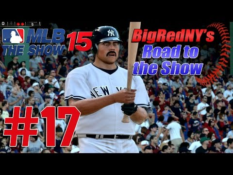 MLB 15 The Show PS4 Road To The Show - Ep. 17 -