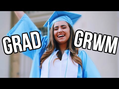 Get Ready With Me   COLLEGE GRADUATION!