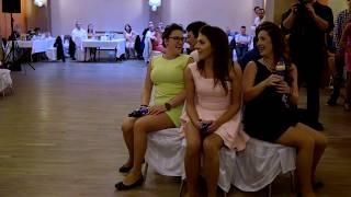 Zabawa weselna - KRZESEŁKA Z FANTAMI