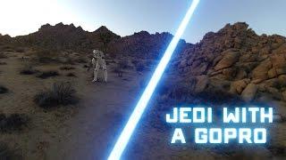 Jedi With a GoPro