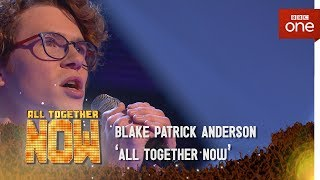 Blake Patrick Anderson performs