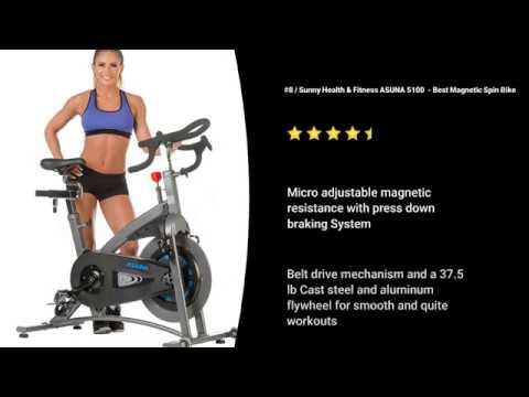 best spin bike 2018