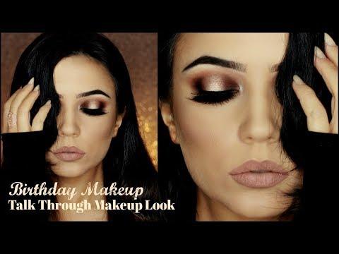 Birthday Makeup Tutorial | Halo Dramatic Makeup | TheMakeupChair