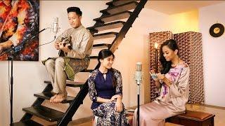 Aziz, Elizabeth & Hanie - Suasana Hari Raya (Live)