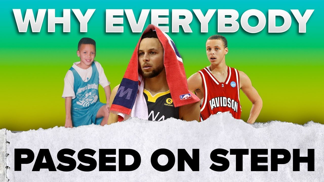 Why Everybody Passed On Steph Curry 🤦🏻♂️ | #shorts