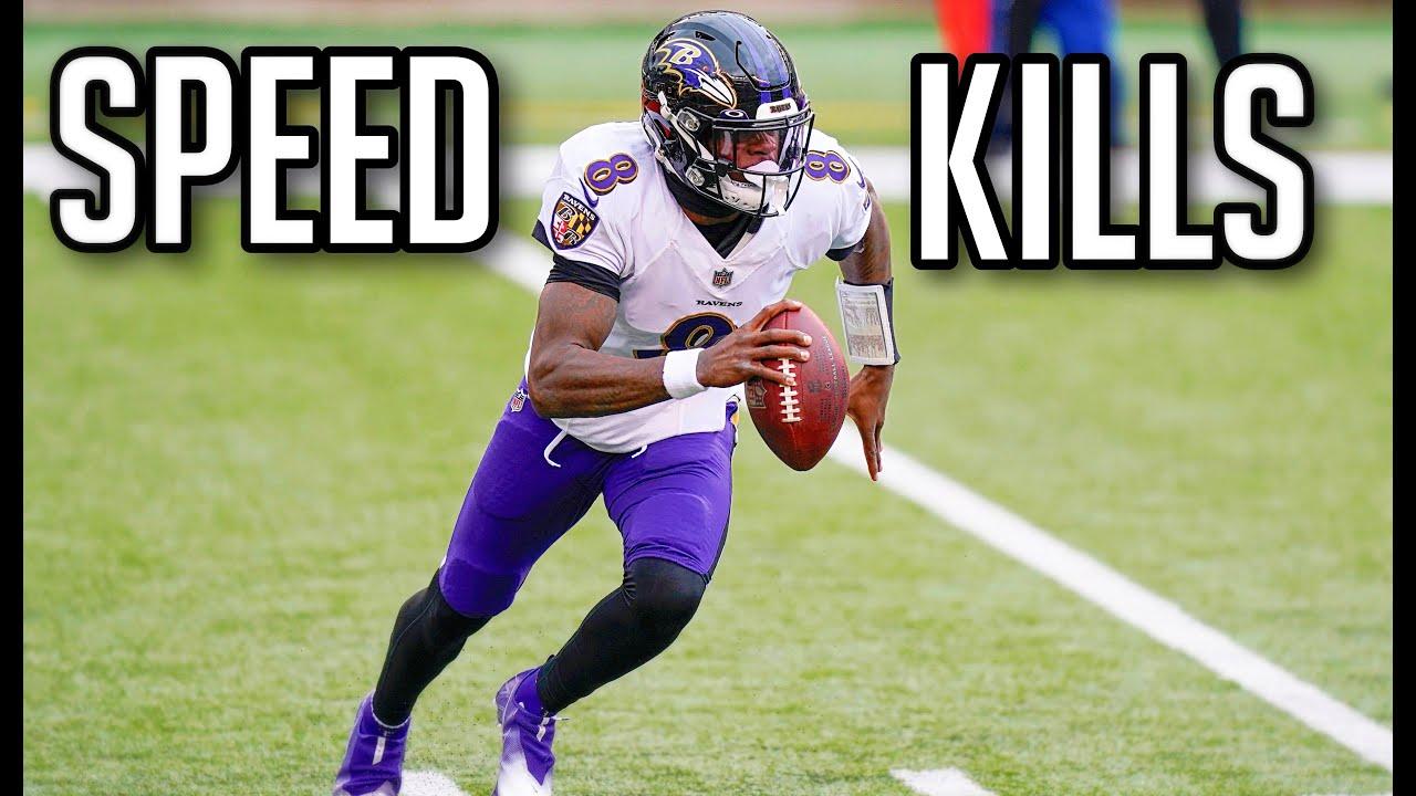 NFL Best Speed Kills Moments || HD (PT. 5)