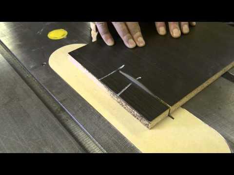 Cermet Sawblades - Chip Free Melamine Cuts and Joint Free Rip Cuts