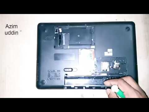 how to hp Upgrade laptop motherboard replacement