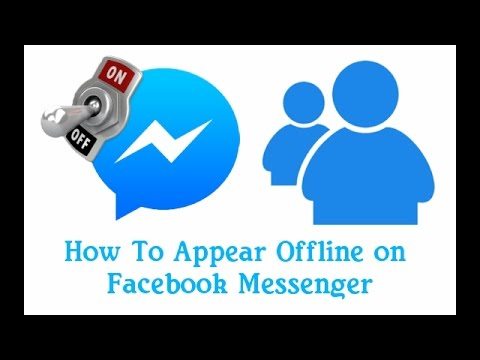 How To Appear Offline on Facebook Messenger on Android