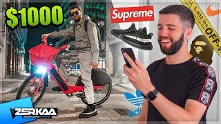 I Spent $1000 On Hypebeast Clothing From Wish
