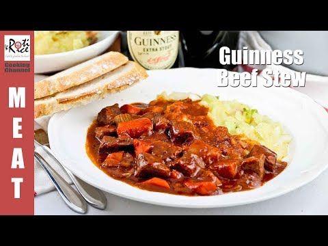 Guinness Beef Stew | Roti n Rice