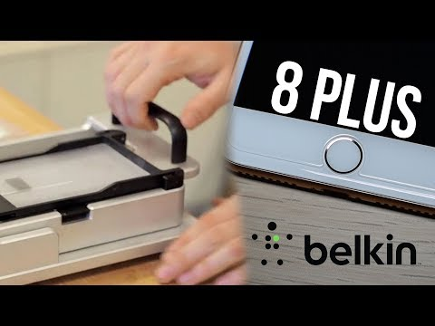 iPhone 8 Plus Belkin Glass Screen Protector - Apple Store Install