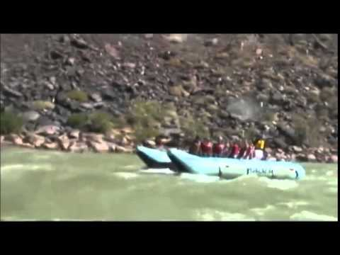 1-Day Grand Canyon White Water Rafting Tour