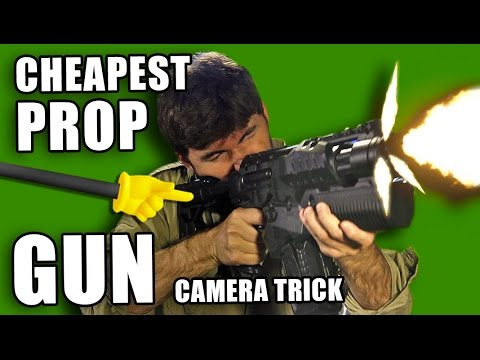 CHEAP PROP GUNS! - Quick FX