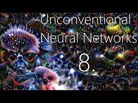 Deep Dream Frames- Unconventional Neural Networks p.8
